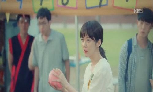 Jang Na Ra với tạo hình trẻ trung trong phim