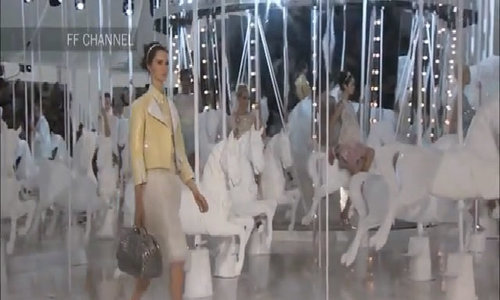 Louis Vuitton Xuân Hè 2012