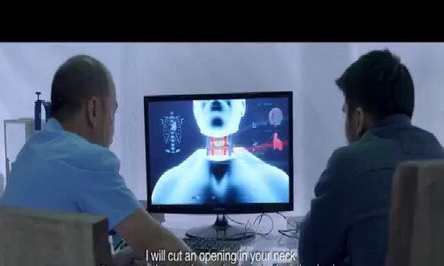 Phim siêu anh hùng của Victor Vũ hé lộ ca phẫu thuật ghép đầu