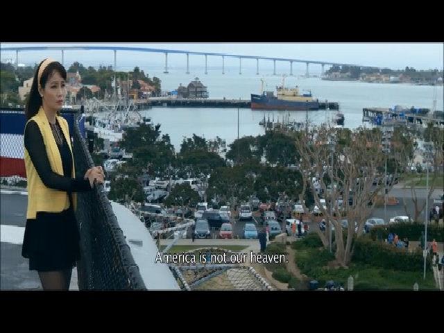 Mai Thu Huyền bị phụ tình trong trailer Giấc mơ Mỹ
