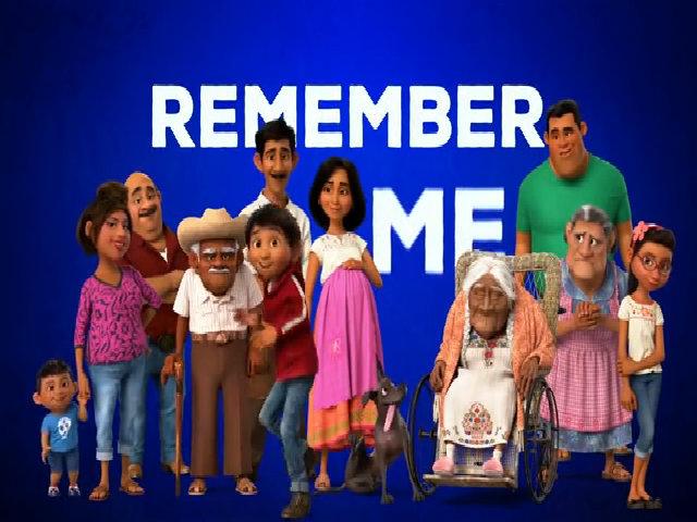 "Bài hát ""Remember Me"" Coco"