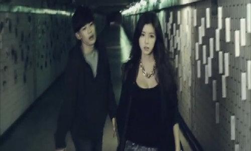 Se7en và Park Han Byul trong MV 'I'm Going Crazy'