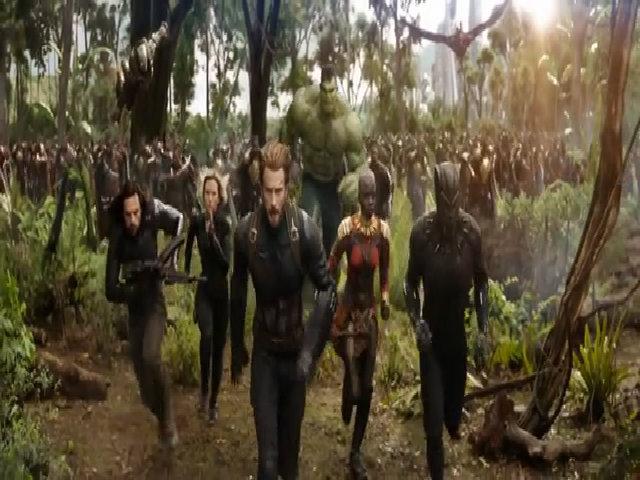 """Dàn người hùng đại chiến Thanos trong """"Avengers: Infinity War"""""""