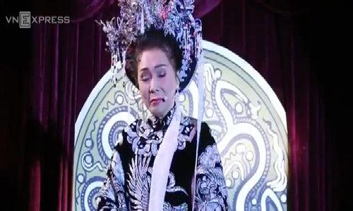 Con gái cố nghệ sĩ Kim Ngọc chịu lỗ dựng vở 'Thái hậu Dương Vân Nga'