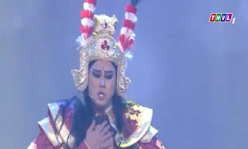 Kim Tử Long chê Quốc Đại mặc đồ không hợp khi hát cải lương