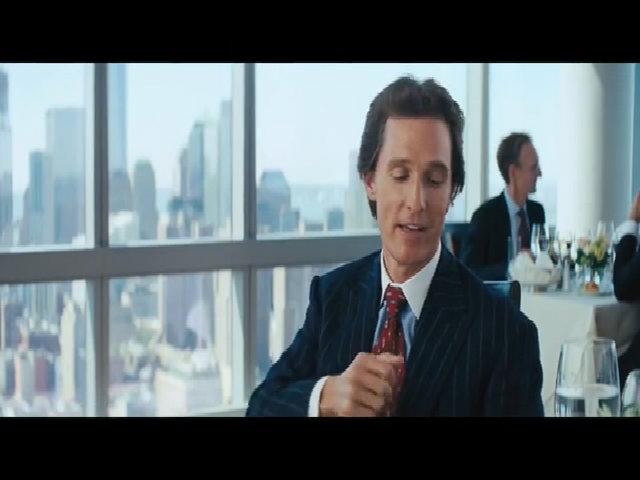 """""""The Wolf of Wall Street"""" là phim gây tranh cãi"""