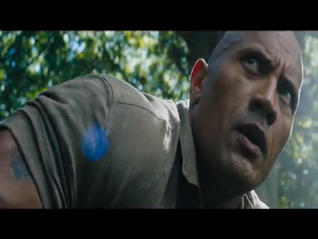 "Trailer phim ""Jumanji: Welcome to the Jungle"""
