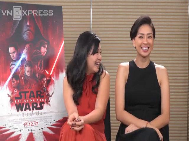 (Final) Ngô Thanh Vân: 'Ngôn ngữ là rào cản lớn nhất khi đóng Star Wars'