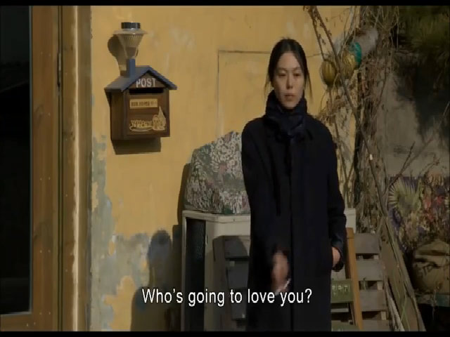 """Kim Min Hee trong """"On the Beach at Night Alone"""""""