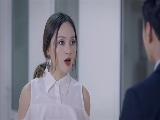 """Lan Phương và Hồng Đăng trong phim """"Cả một đời ân oán"""""""
