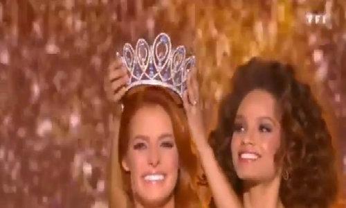 Hoa hậu Pháp 2018