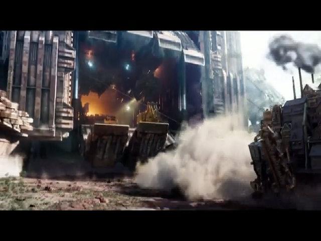 Trailer Mortal Engines