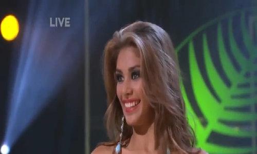 Hành trình đăng quang của Hoa hậu Hoàn vũ Thế giới 2008