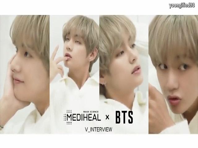 Ngoại hình của V (Kim Tae Hyung) nhóm BTS