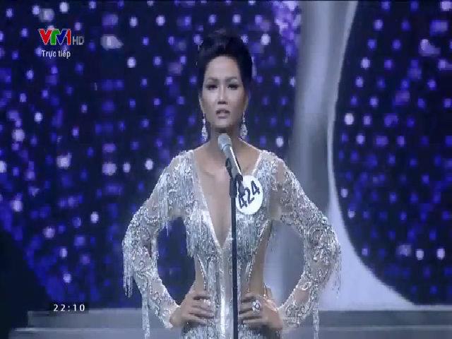 Top 3 Hoa hậu trong phần thi ứng xử