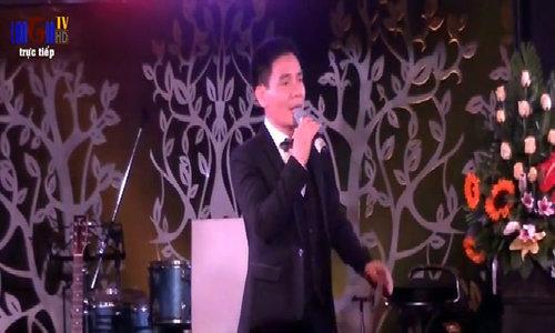Ca sĩ Huy Cường ra mắt album Bolero ở tuổi 50