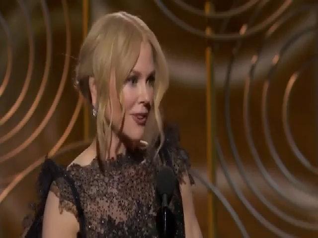 Nicole Kidman Quả Cầu Vàng