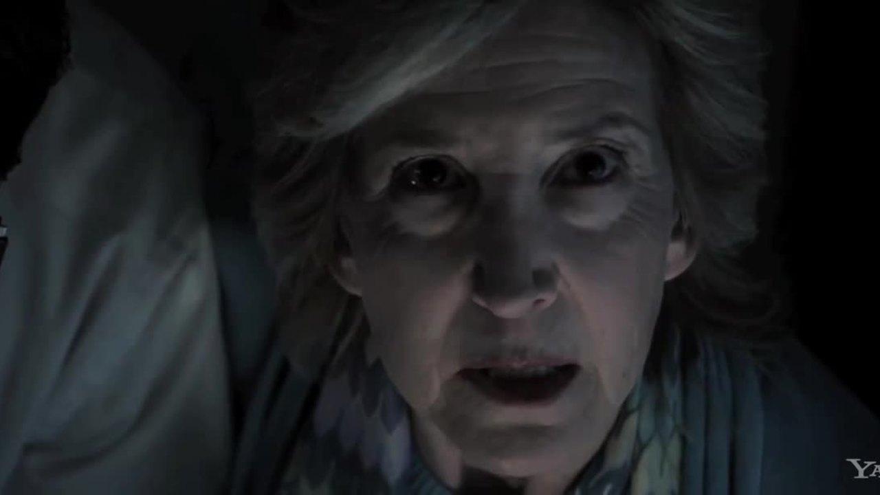 """Một cảnh của nhân vật Elise trong """"Insidious"""""""