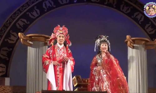 Vũ Linh - Tài Linh diễn 'Lương Sơn Bá - Chúc Anh Đài'