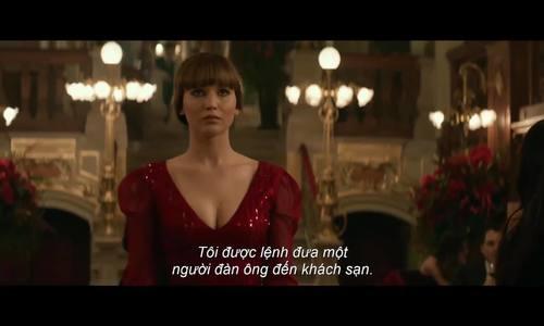 Trailer Red Sparrow - Jennifer Lawrence (Việt hóa)