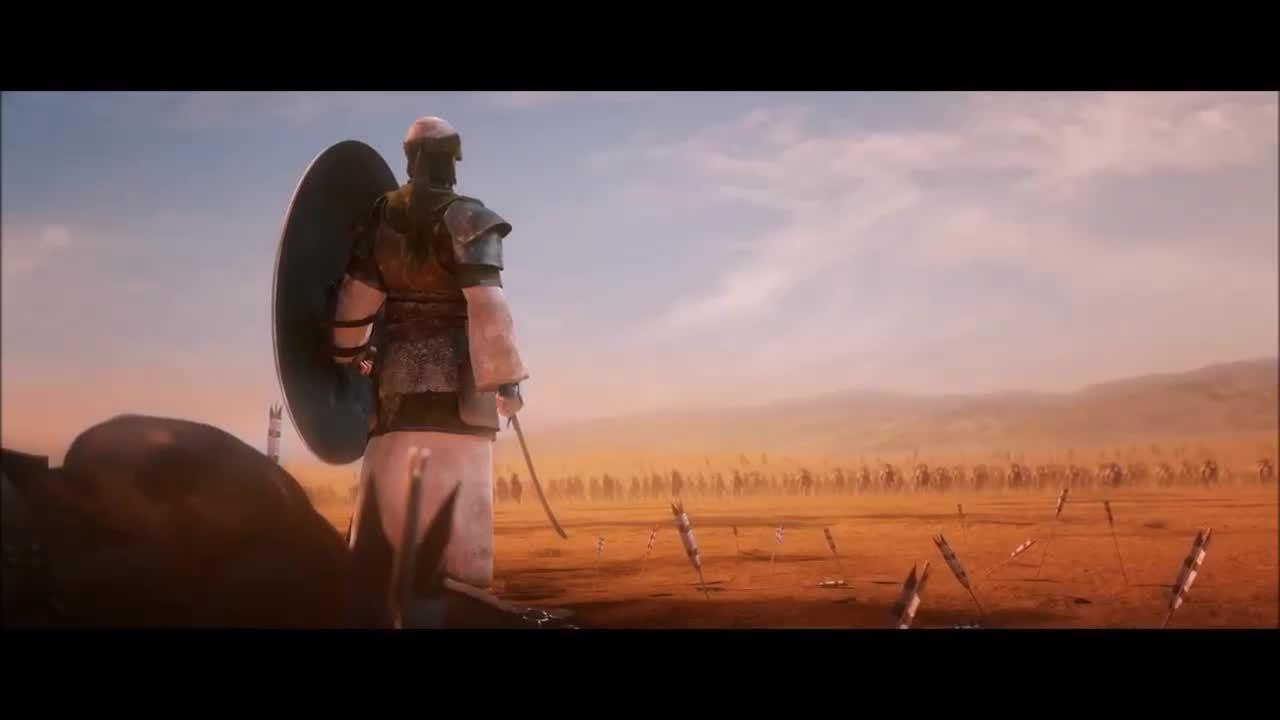 """""""Bilal: Chiến binh sa mạc"""" xoay quanh người hùng Ả Rập"""