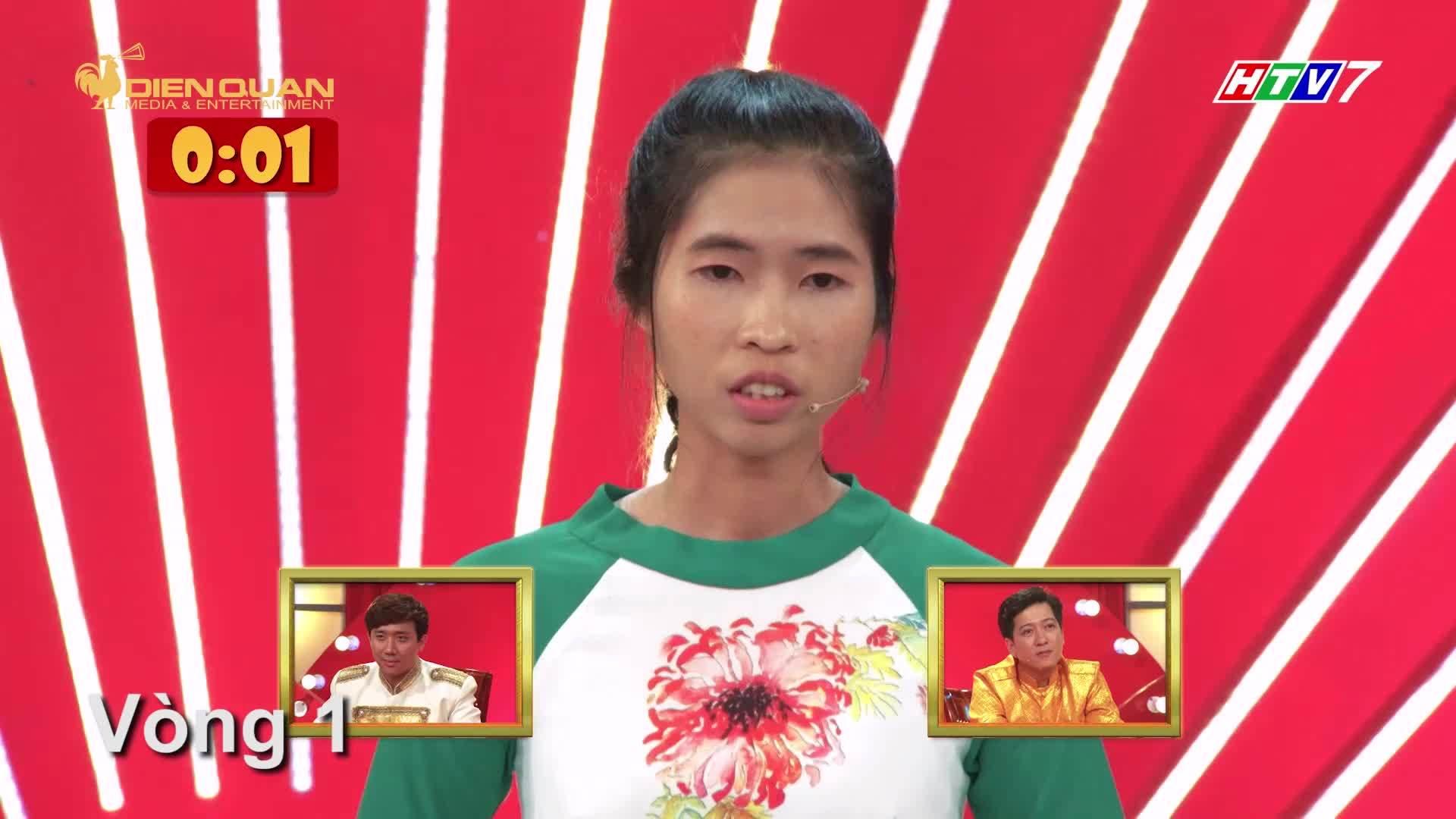 Cô gái giành 100 triệu đồng nhờ chọc Trấn Thành cười (bài Tuấn Nhu viết)