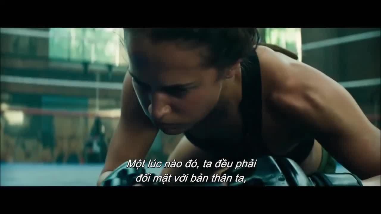 "Trailer mới của ""Tomb Raider"""