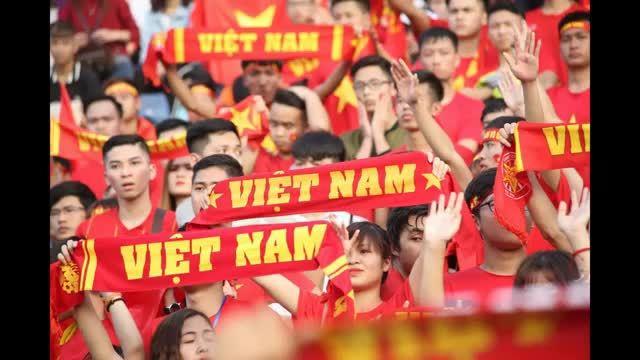 Ca khúc 'Bóng đá Việt Nam'