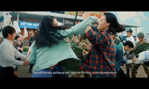 Dàn người đẹp hỗn chiến trong trailer 'Tháng năm rực rỡ'