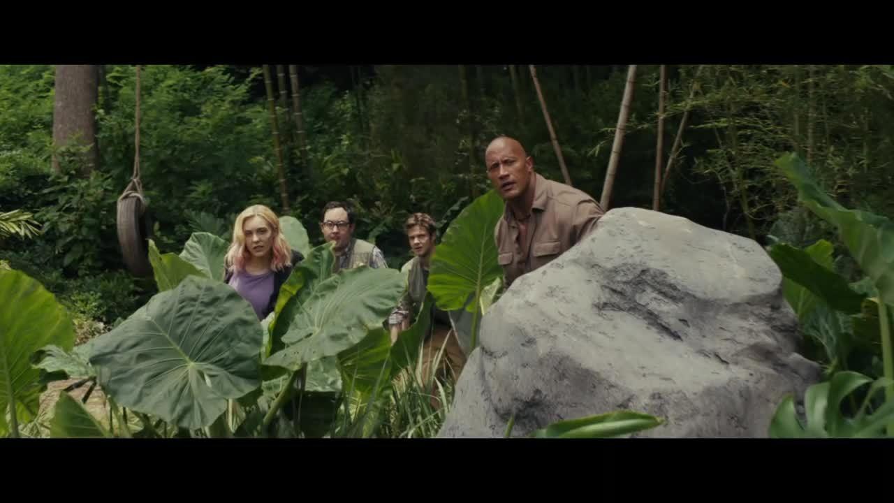 Trailer phim 'Rampage'