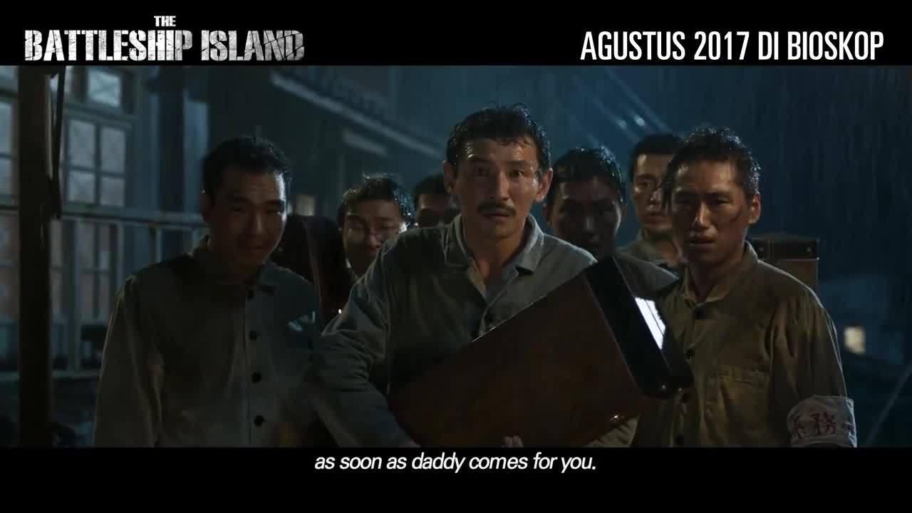 Hwang Jung Min trong phim 'Đảo địa ngục'