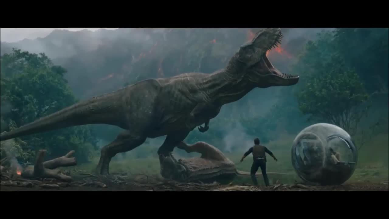 "Trailer ""Jurassic World: The Fallen Kingdom"""