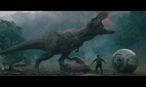 "Trailer ""Jurassic World: The Fallen Kingdom"""