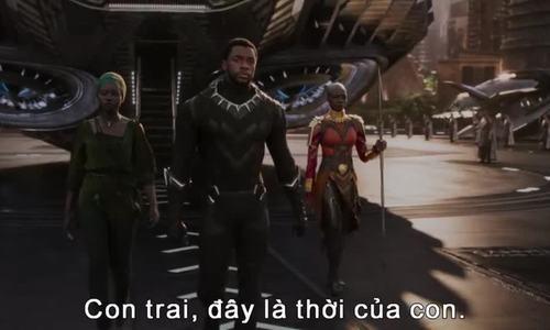 'Black Panther' đươc giới phê bình hết lời khen ngợi