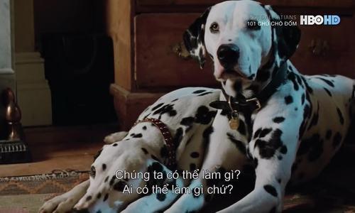 """Trích """"Một trăm linh một chú chó đốm"""""""