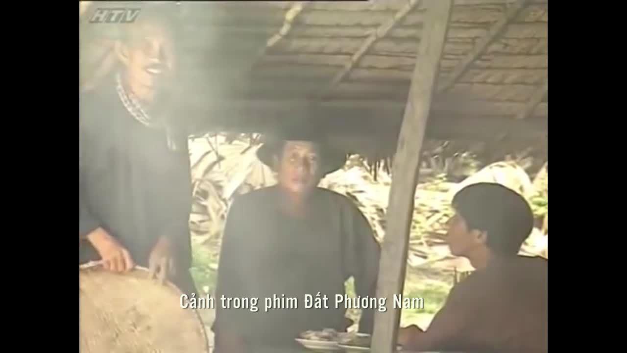 Nguyễn Hậu trong Đất phương Nam