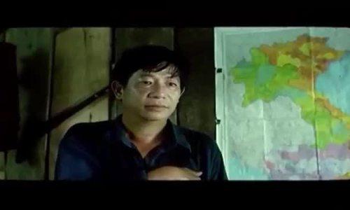 Nguyễn Hậu và Hồng Ánh đóng trong phim 'Thung lũng hoang vắng'