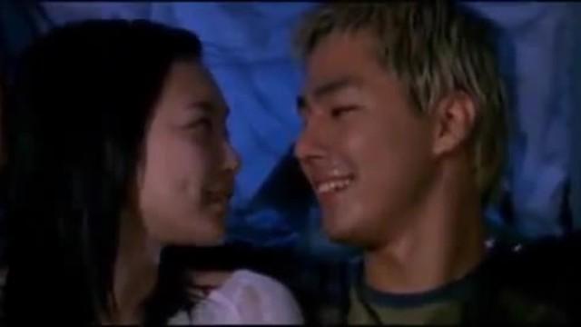 Shin Min Ah và Jo In Sung 'Chiếc bánh tình yêu'