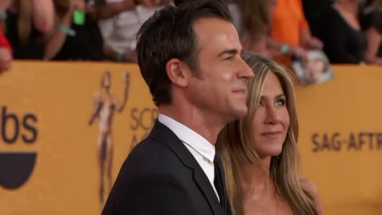Jennifer Aniston và Justin Theroux