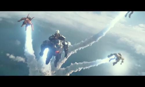 Pacific Rim: Uprising tung trailer dành cho rạp IMAX