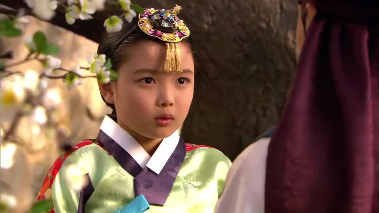 Kim Yoo Jung trong 'Huyền thoại Iljimae'