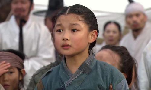 Kim Yoo Jung trong phim 'Dong Yi'