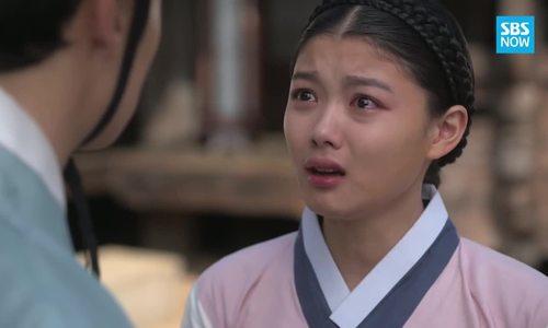 Kim Yoo Jung trong phim 'Cánh cửa bí mật'