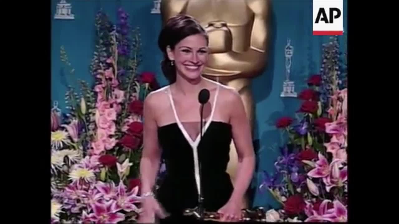 julia roberts 2001 oscars