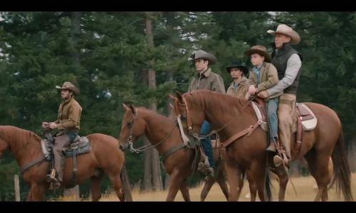 Trailer Yellowstone