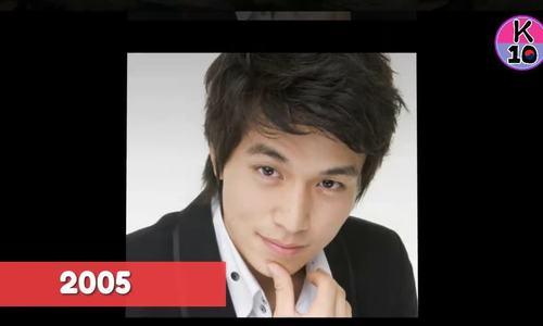 Biến đổi ngoại hình của Lee Dong Wook qua 19 năm
