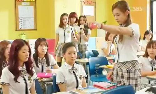 """Kim Ji Won trong phim """"Gửi người xinh tươi"""""""