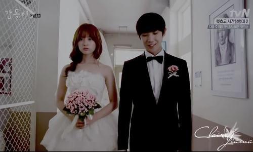 Kim Ji Won và Lee Joon trong 'Gap Dong'