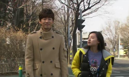 Kim Ji Won và Yoon Kye Sang trong 'Gia đình là số một'