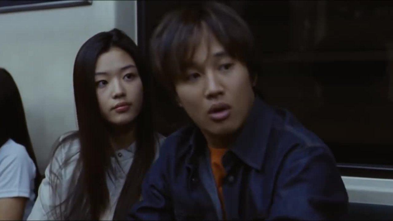"""Cha Tae Hyun và Jeon Ji Hyun trong """"Cô nàng ngổ ngáo"""""""